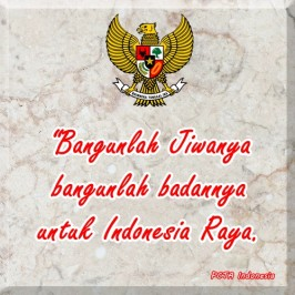 Membangun Jiwa Untuk Indonesia Raya (bag.02)