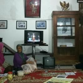 Persada Soekarno Ikuti  Pemeran, Keluarkan Tiga Benda Penting
