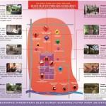 Mengenal Peta Situs Persada Soekarno